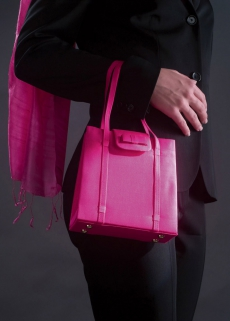 "Handtasche ""cool!T bag"" pink"