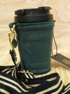 CupGoBag GLAMOUR GREEN