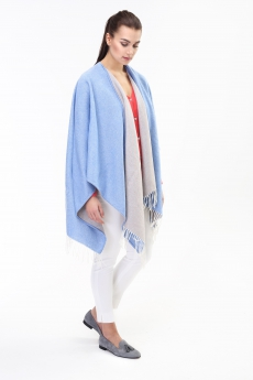 Designer Cape Blue