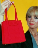 "Handtasche ""cool!T bag"" rot"