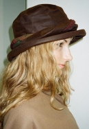 Country hat, brown