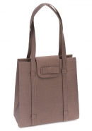 "Handbag ""cool!T bag"" brown"